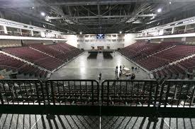 Cross Insurance Arena Bangor Seating Chart Umaine Basketball Teams To Play Most Games At Cross