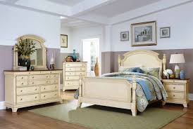 Impressive Off White Bedroom Furniture Image Of King Size With Simple Design