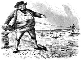 「1851, first communication by cable in Strait of Dover」の画像検索結果