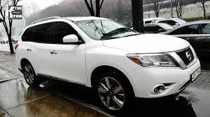 2014 Nissan Pathfinder test drive - YouTube