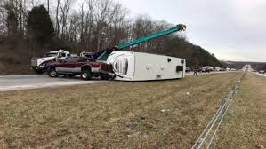 UPDATE: Accidents on I-64 cause delays