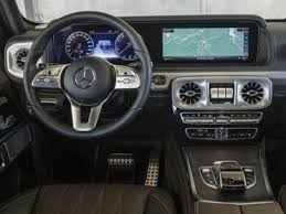 #2 out of 9 in luxury large suvs. 2021 Mercedes Benz G Class Interior Exterior Photos Video Carsdirect