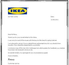 Complaint Letters To Companies Restaurant Complaint Letter Did You