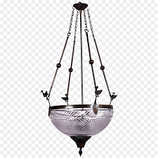 chandelier pendant light lead glass light