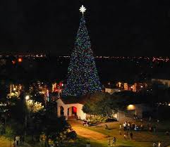 Christmas Tree Lighting in Delray