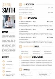 Good Looking Resumes RESUME Simple Good Looking Resume