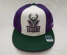 Фиолетовый Milwaukee <b>Bucks</b> nba вентилятор кепка, шапки | eBay