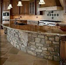 Fabulous Kitchen Designs Cool Beautiful Rock Island In The Grand Kitchen Would Want Something