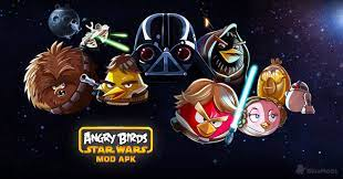 Angry Birds Star Wars Mod APK - Unlimited Everything (Coins, Levels) v1.5.13
