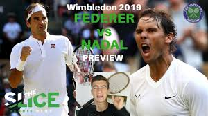 Wimbledon SF 2019: Federer vs Nadal PREVIEW