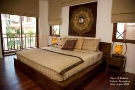 Interior Designs For Bedrooms Delectable Balinese Interior Design Bedroom BaliThai Furniture And