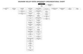 Svsu Organizational Chart