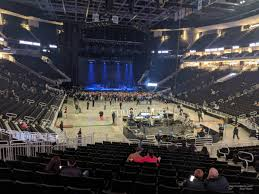 The Forum Interactive Seating Chart Fiserv Forum Section 102 Concert Seating Rateyourseats Com