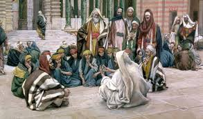 Image result for jesus teaching