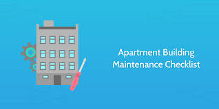 Apartment Building Maintenance Checklist Process Street