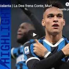 Inter - Atalanta 1-1 - Guarda Gol e Highlights - VIDEO (Inter)