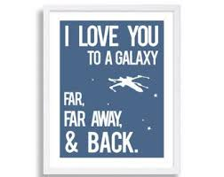 >star wars nursery art blue nursery decor the force star wars art a  star wars nursery art blue nursery decor the force star wars art a galaxy far far