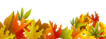Image result for fall leaves border