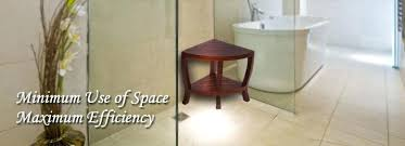 teak corner shower bench corner teak shower bench teak corner shower seat
