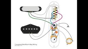 modified 4 way telecaster mod modified 4 way telecaster mod