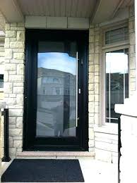 magnificent modern aluminium entry doors a 7