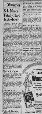 Frederick Garrett (son of Cornelia Garrett). Obituary - Newspapers.com
