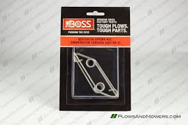 plow experts boss snow plow parts boss cutting edges boss spring kit smarthitch torsion set of 2 msc05076