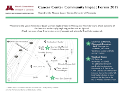 Twin Cities Light Rail Map Travel Information Cancer Center Community Impact Forum