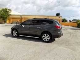 2011 Chevrolet Traverse LTZ 4dr SUV In Fort Myers FL - C & D Auto ...