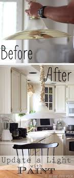 painting light fixtures. How To Update A Brass Light Fixture Painting Fixtures