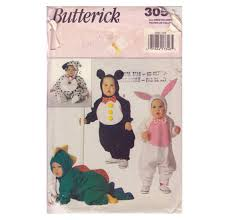 Baby Costume Patterns