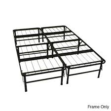 Lovely Full Platform Bed Frame Full Size Folding Metal Platform Bed