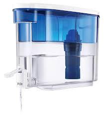 Water Filtration Dispenser 18 Cup Water Filter Dispenser Purar