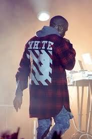 Image result for MR VIRGIL ABLOH OF OFF-WHITE Kanye West