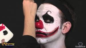 clown makeup how to diabolical clown makeup tutorial you