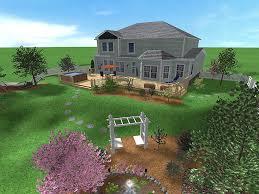 backyard landscape designs. Landscaping Design Ideas Plushemisphere Backyard Landscape Designs A