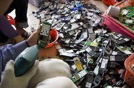 s electronic waste village photo essays