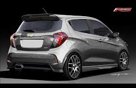 2016 Chevy Spark RS Concept Debut | GM Authority