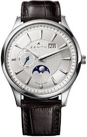 03 2140 691 02 c498 zenith elite captain moonphase mens watch availability zenith captain moonphase mens watch
