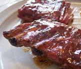 alternate honey barbecue sauce with riblets  applebee s copycat