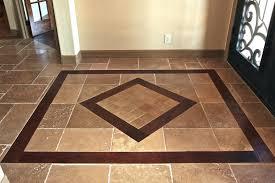 creative foyer tile design best flooring ideas for amazing floor