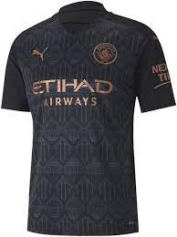 Amazon.com: PUMA Men's Manchester City FC 2020-21 Away Jersey: Clothing