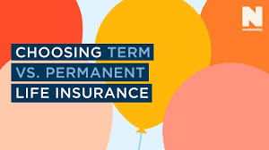Term Insurance Premium Comparison Chart The Differences Between Term And Whole Life Insurance