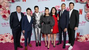 The first film was based on the 2014 novel of the same name by jenny han and it covered the first book and ended midway through the plot of the second novel p.s. What Time Is To All The Boys 2 Released On Netflix Heavy Com