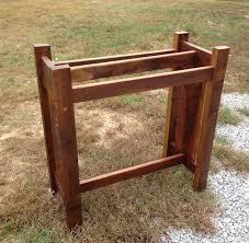 Furniture: Elegant Design Of Blanket Rack For Home Furniture Decor ... & interesting how to make Blanket Rack from oak wood Adamdwight.com