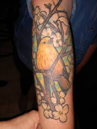 Bird Tattoo Contest Black Swamp Bird Observatory Brings You The