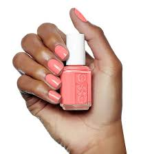 Essie Color Chart Peach Side Babe