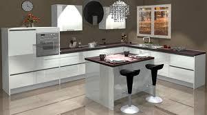 Computer Kitchen Design