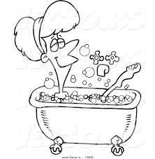 funny bubble bath cartoon gallery ilrations and clipart photos clipart black and white