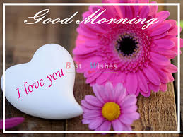 Good Morning Love Quotes Text Greetings SMS Best Wishes Interesting Bast Love Pictures With Good Morning